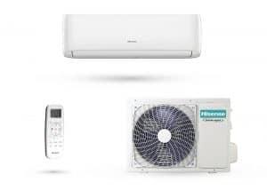 Hisense Energy Pro split klíma set1
